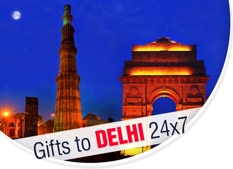 Gifts to Delhi 24x7